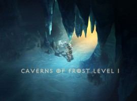 Caverns of Frost